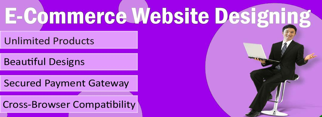 ecommerce web designing packages