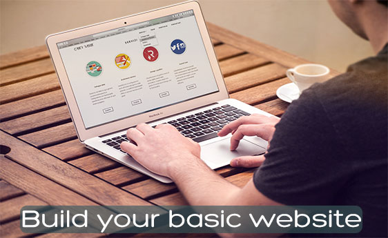 Build-your-basic-website