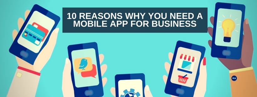 10 reasons why you need a mobile app for business SEO To